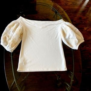 Free People Tops - NEW FREE PEOPLE OFF THE SHOULDER TOP NWT
